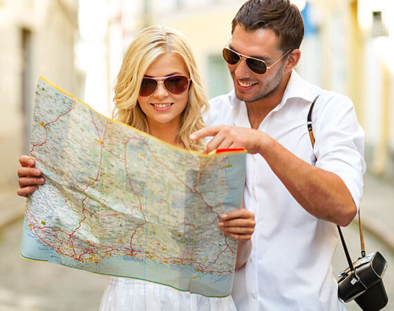 More than 100.000 Accommodations around the world